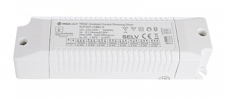 Блок питания Deko-Light Triac Multi CC EUP20T-1HMC-0 862141